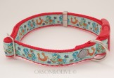 ON SALE! My Lucky Pony Dog Collar